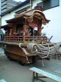 都島神社地車講