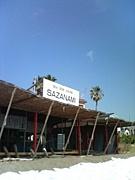 秋谷海岸海の家「SAZANAMI」