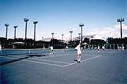 【Rush】平日に名古屋でテニス♪