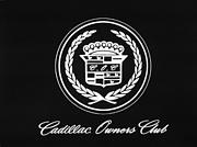 CADILLAC OWNERS CLUB