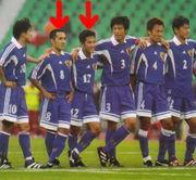 【蹴】U-170cm日本代表【球】