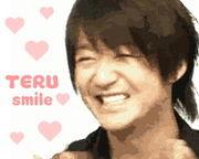 TERUの笑顔♡