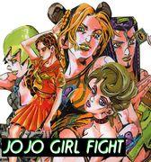 JOJO GIRL FIGHT!!