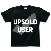 UPSOLD USER