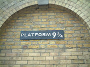 Harry Potterロケ地