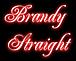 Brandy Straight