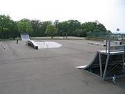 魚津桃山スケートパーク