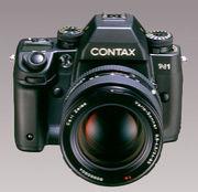 CONTAX N1 + NX