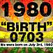 1980年7月3日