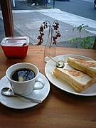 朝Cafe in Toyama