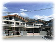 南丹市立殿田小学校(旧日吉町立)