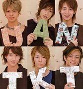 ☆TEAM hyphen☆KAT-TUN