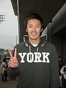 寒竹隼人選手を応援しよう!!