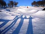 Shaperで雪遊び