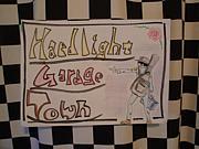 Headlight Garage Town
