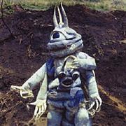 白蟻怪獣 バクラー