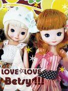 LOVE☆LOVE  Betsy !!!