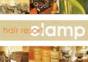 hair resort clamp
