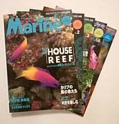Marine  AQUARIST 海水魚情報誌