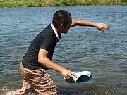レマン湖(BB)