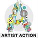 東日本大震災アーティストの支援