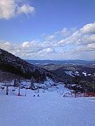 snow park in 四国