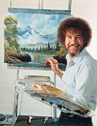 ボブの絵画教室-Joy of Painting