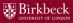 Birkbeck, Univ. of London