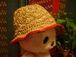 麻の帽子が好きな人