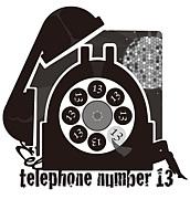 telephone number 13