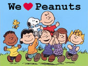 We Love Peanuts
