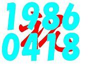 1986年4月18日生まれ!!