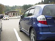 HONDA BLUE FIT