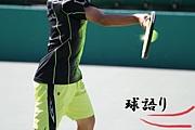 テニスチーム 球語リ