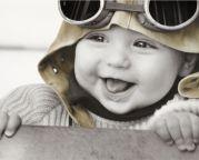 子どもをみて笑う君の笑顔が好き
