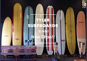 TYLER SURFBOARDS