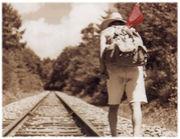 男の一人旅