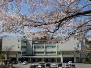 越生中学校