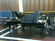 二台のピアノと打楽器のINSIEME