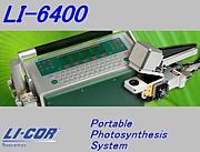 LI-6400で光合成測定
