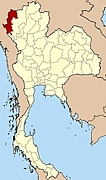 【タイ】メーホンソーン【北部】