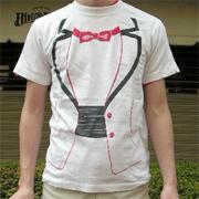 騙し絵Tシャツ