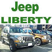 Jeep リバティ/チェロキー