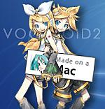 VOCALOID2  on Mac