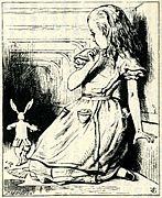 アリス 描きたいんだもん!