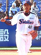 萩原 淳 48 投手