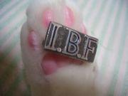 「IBFバッジ」