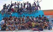 日大 Beach Volley
