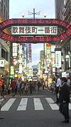 新宿区歌舞伎町が好き