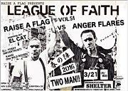 LEAGUE OF FAITH
